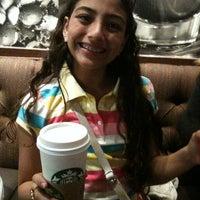 Photo taken at Starbucks by Marcelo N. on 1/8/2012