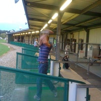 Photo taken at Redhill Golf Centre by Ben H. on 8/13/2011