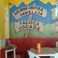 Photo taken at Galinha Caipira Dona Mirtes by Junior P. on 12/15/2011