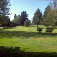Photo taken at Fairway Village Golf Course by Jordan H. on 8/19/2011