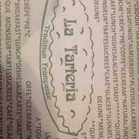 Foto tirada no(a) La Tarteria por Juan C E. em 7/27/2012