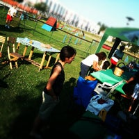 Photo taken at A.S.D. Cinofila Agility Fun by Stefano on 6/3/2012