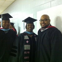 Photo taken at Clark Atlanta University by Edward H. on 5/15/2011