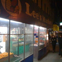 Photo taken at Lee's Market by Matthew S. on 2/19/2011