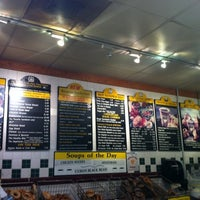 Photo taken at Chesapeake Bagel Bakery by Dave on 1/2/2011