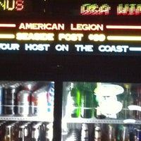 Photo taken at American Legion Post 99 by Richard A. on 3/29/2012