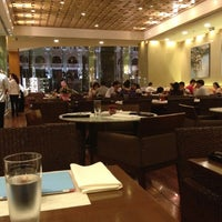Photo taken at Caravelle Hotel by Viet Nga K. on 5/18/2012