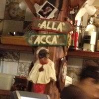 Das Foto wurde bei Mascalzone Latino von Valentina M. am 6/16/2012 aufgenommen