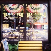 Photo taken at Black Gold Brooklyn by Mathias F. on 6/29/2012