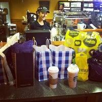 Photo taken at Starbucks by Frankie B. on 5/10/2012