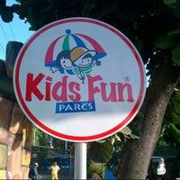 Photo taken at Kids Fun Parcs by Made putra on 6/30/2012