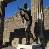 Photo taken at Area Archeologica di Pompei by Henry J. N. on 4/26/2012