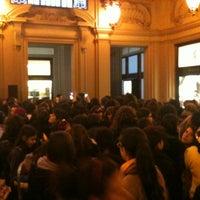 Photo taken at La Feltrinelli by Gianluigi A. on 3/9/2012