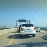 Photo taken at HRBT by Kim M. on 8/3/2012