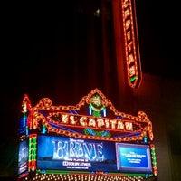 Photo taken at El Capitan Theatre by Jorgette Joanne on 7/20/2012