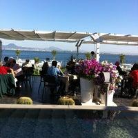 Photo taken at Aquatic Restaurant et Salon de thé by Mehdi B. on 5/12/2012