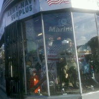 Photo taken at Army Navy Surplus Value Center by Xtian B. on 7/14/2012