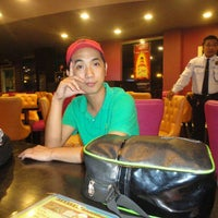 Photo taken at Padis Point Restaurant and Bar Dagupan by Jefferson S. on 4/10/2012