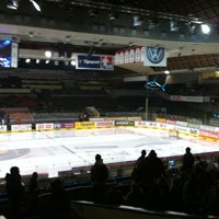 Photo taken at Tipsport Arena by Tomas V. on 3/7/2012
