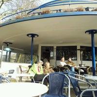 Photo taken at 't Blauwe Theehuis by Lars B. on 4/2/2012