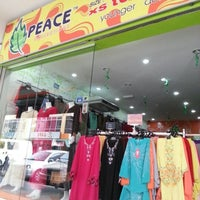 Photo taken at PEACE Collections by Sopan S. on 8/12/2012