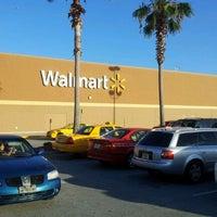 Photo taken at Walmart Supercenter by Marcelo L. on 7/14/2012