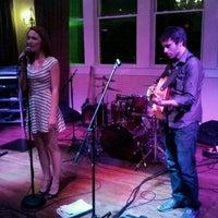 Photo taken at The Stella Sola Ballroom! by Tim R. on 4/16/2012
