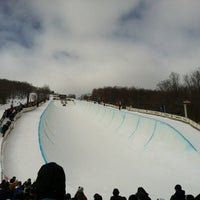Photo taken at Burton US Open by Greg J. on 3/10/2012
