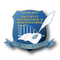 Das Foto wurde bei Институт математики и информатики (ИМИ МГПУ) von Институт математики и информатики (ИМИ МГПУ) am 2/19/2012 aufgenommen