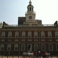 Photo taken at Independence National Historical Park by Roger G. on 4/15/2012