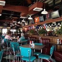 Photo taken at Pappas Burger by Nik R. on 4/30/2012