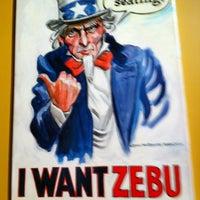 Photo taken at Zebu Forno by Mark D. on 4/7/2012