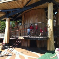 Photo taken at Kids Playground by Kelly F. on 7/11/2012
