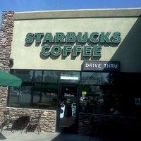 Photo taken at Starbucks by Nick T. on 3/21/2012