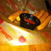 Photo taken at Applebee's Grill + Bar by Andrea S. on 3/27/2012