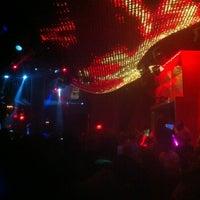 Photo taken at Vanity Nightclub VIP Room by Karl F. on 4/23/2012