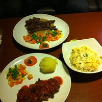 Photo taken at Daisy's Steak and Grill by Marlina L. on 2/14/2012