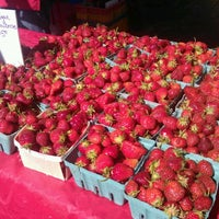 Photo taken at Morton Grove Farmers' Market by Emily S. on 6/2/2012