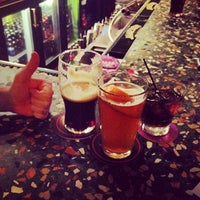 Photo taken at James Hoban's Irish Restaurant & Bar by Evan B. on 2/16/2012