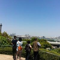 5/5/2012にs t.が港の見える丘公園で撮った写真