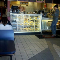 Photo taken at Georgetown Bagelry by Chris F. on 3/3/2012