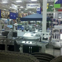 Photo taken at Lowe's Home Improvement by Bootsie on 7/1/2012