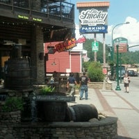 Photo taken at Ole Smoky Moonshine Distillery by Jake S. on 8/22/2012