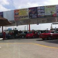 Photo taken at Trapazo Carretera Mexico by Luis Rogelio M. on 2/19/2012