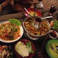 Photo taken at ร้านเนินทราย by 🌸JUBURU🐤 on 5/29/2012