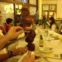 Photo taken at Restaurante Bahia & Brasa Grand Palladium by Paulo M. on 7/25/2012