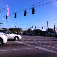 Photo taken at Oakland Park Blvd & 441/SR 7 by Everett E. on 3/1/2012
