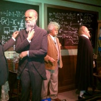 Photo taken at Wax Museum at Fisherman's Wharf by Mikaella P. on 3/12/2012