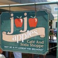 Photo taken at JoJo Apples Cafe & Soda Shoppe by Mark C. on 9/9/2012