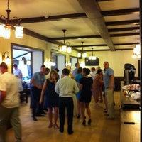 Photo taken at Кафе в гостинице Задонск by Андрей on 7/28/2012